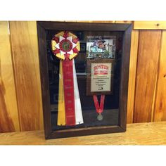"Solid Pine Shadow Box - 24""x30"" 