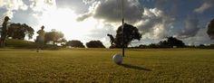 Private golfcourse