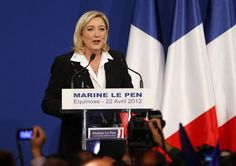 Sarkozy and Hollande must dance to Aupres de Ma Blonde if they want to win the next round.(April 23rd 2012)