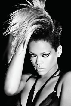 Rihanna — #throwbackthursdayRated R Photoshoot