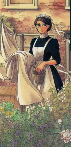 Emma: A Victorian Romance. Where anime and Jane Austen fans join hands and sing