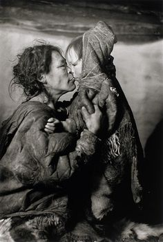 Richard Harrington Artmo | Padlei, N.W.T A Grandmother's love is the same all over the world.....