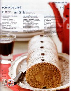 150 receitas - As melhores de 2012 Food C, Love Food, Sweet Recipes, Cake Recipes, Kitchen Time, Sweet Cakes, Sugar And Spice, Healthy Baking, Gluten Free Recipes