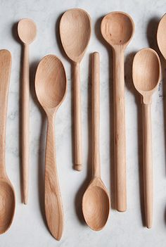 Beautiful hand carved birch spoons....that get better with age. Each one is different! These make a great gift!