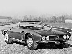 Iso Grifo A3/L Spider (Bertone), 1964