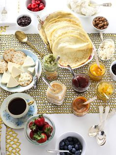 Crepes for Brunch foodiecrush.com