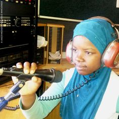 """I joined the Child-2-Child radio programme after witnessing many injustices occurring to children in my community,"" said child-to-child radio programme producer Rahimatha Habiba. http://www.unicef.org/mozambique/resources_14756.html"