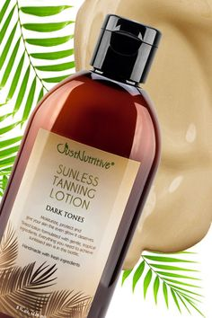You can get the dark and long-lasting tan that you've always wanted while improving the tone and texture of your skin with this sunless lotion.