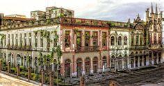 Manaus Antiga - Centro de Manaus
