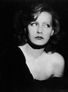 Greta Garbo photographed by Ruth Harriet Louise, 1927