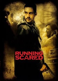 Running Scared!! I ain't never seen this one before.