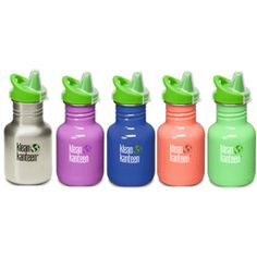 Have been using this with Nolan for months thanks to a referral.  Impossible to break these as opposed to plastic cups.  Klean Kanteen Kid Kanteen Sippy
