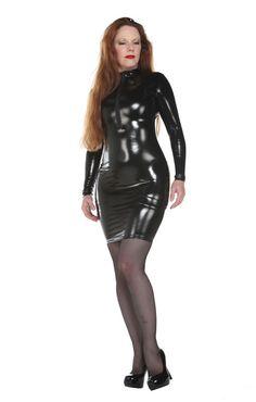 Pin von Falko Smith auf latex leather or pvc dress
