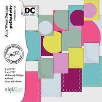 Polkadotty Journalcards | Anja Wens Designs | Dutch Choice mei/jun2014 #dutchchoice #anjawensdesigns #digiscrap