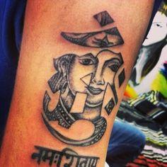 #om #namah #shivay #google #tattooartist #hirenkoyani #hirenkoyanitattooartist #surat #tattoo