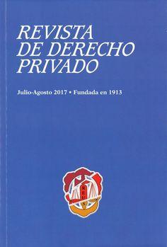 REVISTA DE DERECHO PRIVADO