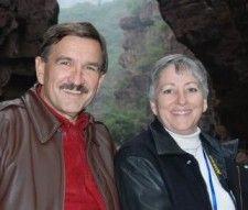 Wordpreneur Peeps - indie authors Lisa Brochu and Tim Merriman