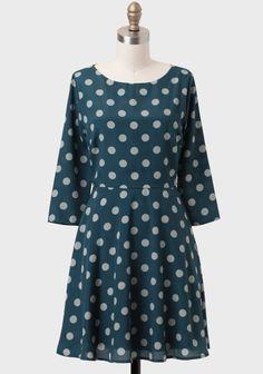 Matilda Polka Dot Dress at #Ruche @Ruche