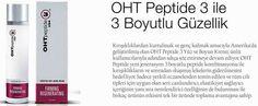 OHT Peptide 3, MAG Dergisi'nde...