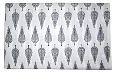 hand block print cotton fabric handmade cotton floral print fabric  #Handmade