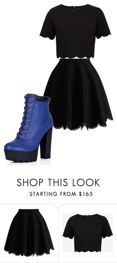 """""""cute outfit"""" by nottaphanboii on Polyvore featuring Ted Baker"""