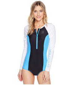 ad09039d4a06b Volcom Simply Solid Bodysuit Wetsuit, Swim, Bodysuit, Scuba Dress, Onesie,  Swimming