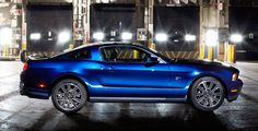 YES! 2010 Mustang GT. This color too!!!