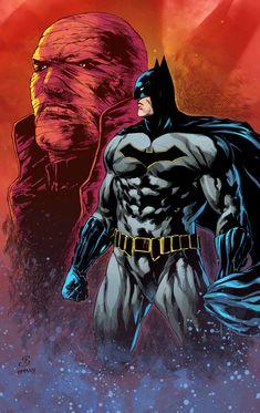 Batman/Hush by Pressy Patanik on ArtStation Batman Hush, I Am Batman, Batman Vs Superman, Spiderman, Dc Comics, Batman Comics, Comic Book Characters, Comic Books Art, Comic Art