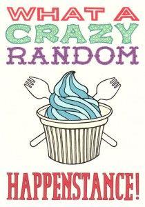 Frozen yogurt + sporks + laundry = best date ever