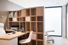 Cabinet médical — Architecte d'intérieur à Toulouse - Christine Clavère - création de mobilier et architecture intérieure