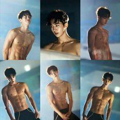 Jeong Joon Hyung in Weightlifting Fairy Kim Bok Joo Cute Korean, Korean Men, Korean Boys Hot, Asian Actors, Korean Actors, Jong Hyuk, Nam Joo Hyuk Abs, Lee Jong Suk Hot, Joon Hyung