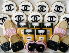 Cookies Chanel