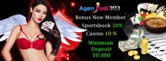 What are the benefits of choosing agen judi online resmi? Know here more information visit http://agenjudi303.com/