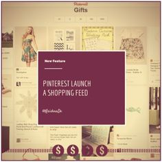 Pinterest launches a shopping feed including only product pins - in this article we explore what this means for your Pinterest marketing plan
