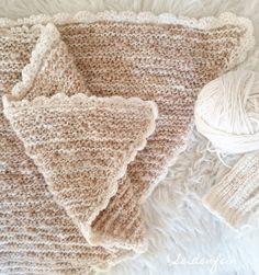 seidenfeins Blog vom schönen Landleben: warme Winterstola - selbstgesponnen * stole made from handspun wool