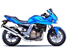 Kawasaki Z750S (2006)