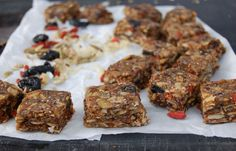 The Secret to Enjoying the Little Things in Life   Plant Powered Protein Squares