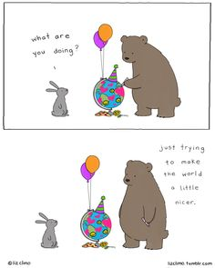 lizclimo:    hang in there world. jesusnerdyall.tumblr.com http://twitter.com/JesusSetMeFree_