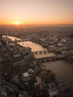 The View From The Shard. George Wheelhouse photography.