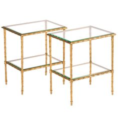 Bronze Bagues Tables | 1stdibs.com