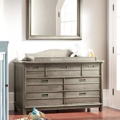 Young America Boardwalk Double Dresser  LOVE FOR HENRY