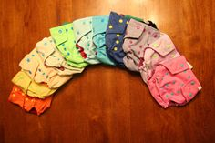 One Size  Pocket Artsy Fartsy Cloth Diapers  Build by thedesignist, $17.00