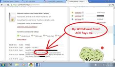 "This is the chance that ACX giving/helping people the ""power to earn income"" basically at home. With ACX I can earn my money in multiple ways. This is not a SCAM. ACX is a guaranteed/proven money making online and a paying company with its generosity, http://www.adclickxpress.com/?r=k5nyuyjhm64&p=aa Transaction:24.08.15 23:23 / Batch number: 99290181 / Reference: xxxxx-84453. Amt:$17.33"