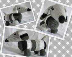 Made by Marieke: Gehaakte knuffels / Crochet toys - free pattern