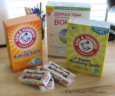 Homemade Laundry Soap Recipe...