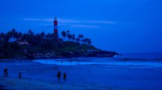 Kovalam lighthouse by Aleksandra Kulikova on 500px
