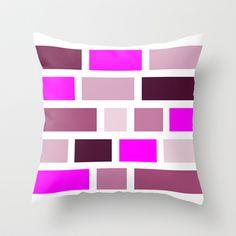 ruza Throw Pillow by trebam - $20.00 - FREE SHIPPING - @society6 @trebamstyle