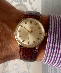 Watches ladies vintage hamilton