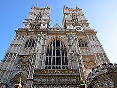 Abadía de Westminster, fachada