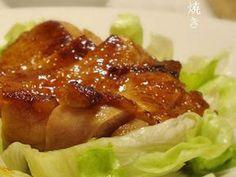 ウチの黄金比*鶏の照り焼き~お弁当にも…の画像